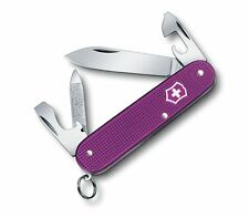 Victorinox Swiss Army 84 mm Cadet Alox Orchid Violet Limited Edition 0.2601.L16