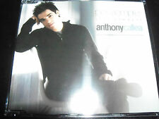 Anthony Callea Per Sempre (For Always) Australian CD Single – Like New