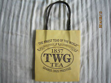1837 TWG Tea Reusable Paper Bag (Small) 1pcs
