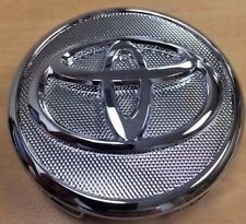 GENUINE OEM TOYOTA COROLLA PRIUS AND YARIS CENTER CAP ORNAMENT BRAND NEW OEM