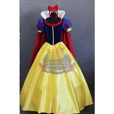 Custom Made Snow White Costume Dress  Disney Snow White and the 7 Dwarfs Cosplay