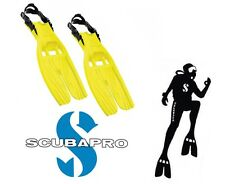 Scubapro -Twin Jet - Hi Viz Yellow - SMALL
