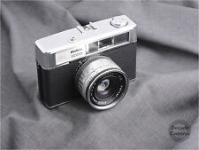 4517 - Halina 2000 Compact 45mm f2.8 Point & Shoot  Film Camera