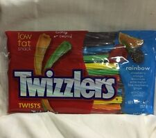 Rainbow Twizzlers Twists 12.4-Ounce Bag 6 Fruit Flavors Brand New