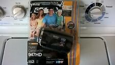 New(Vivitar DVR947HD Camcorder)Facebook,Twitter,YouTube=12.1 MP, 4x zoom,2.7 in.