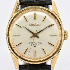 Auth SEIKO LORD MARVEL 36000 Ref.5740-8000 Hand-windin Men's Watch#5245
