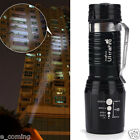 Ultrafire 2000 Lumens CREE XM-L T6 LED Flashlight High Power Torch High light