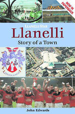 Llanelli: Story of a Town, Edwards, John, New Book