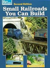 Small Railroads You Can Build (Model Railroader) by