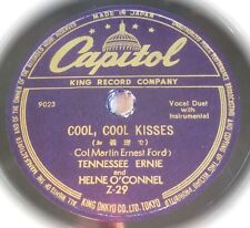 Tennessee Ernie Ford & Helen O'Connell - Cool, Cool Kisses / Hey, Good Looking