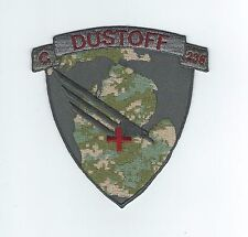 "C CO 2-238 AVN  ""DUSTOFF"" patch"