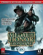 Medal Of Honor: Frontline (Prima's Official Strategy Guide) by Mark Cohen