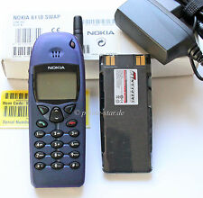 NOKIA 6110 BUSINESS HANDY KLASSIKER INFRAROT MERCEDES-BENZ BMW AUDI VW NEU SWAP