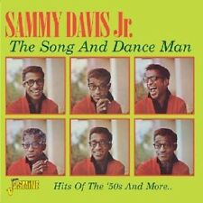 SAMMY JR. DAVIS - THE SONG & DANCE MAN 2 CD NEU