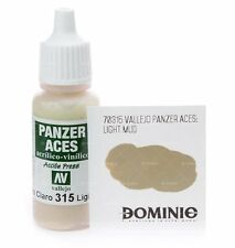 70315 Vallejo Panzer Aces: Light Mud