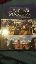 CORNERSTONES FOR COLLEGE SUCCESS 4th Custom Edition West Virginia University WVU