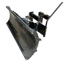 """Nordic (49"""") Snow Plow For Cub Cadet RZT Mowers With Steering Wheel"""