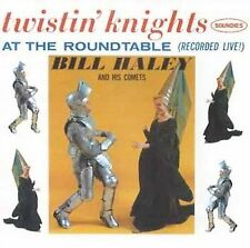 Twistin' Knights at the Round Table by Bill Haley (CD, Oct-1999, Soundies)
