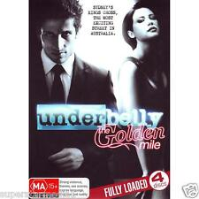 Underbelly 3 - THE GOLDEN MILE : NEW DVD