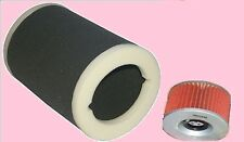 Air Filter & Oil Filter for Kawasaki ZR   ZR1100   ZEPHYR 1991 to 1996