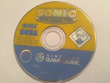 NINTENDO GAMECUBE GAME DISC SONIC MEGA COLLECTION (1 2 3 3D KNUCKLES SPINB') PAL