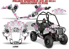 AMR Racing DECORO GRAPHIC KIT ATV POLARIS SPORTSMAN modelli Luna B