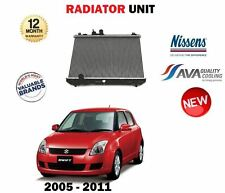 FOR SUZUKI SWIFT 1.3 1.5 1.6 VVT 2005 - 2011 NEW RADIATOR UNIT MANUAL MODELS