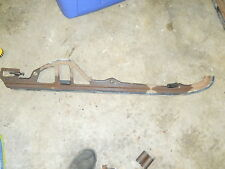 1977 POLARIS 340 WIDE TRACK ELECTRA: rear suspension--right rail
