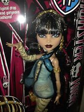 NEW MONSTER HIGH CLEO DE NILE DOLL ORIGINAL FAVORITES BNIB