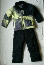 ski suit,BODY GLOVE snow board jacket,CLIMATE CONTROL bib pants,boys M 12
