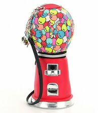 Betsey Johnson KITSCH GUMBALL MACHINE Shoulder Bag BJ57690H RED, 2 compartments