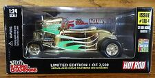Racing Champions: 1933 Ford Highboy Roadster, # TRU 4 (Exclusive Edition)