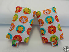 Baby Carrier Dribble Teething  Pads Suits Most Carriers + Ergo - Winnie The Pooh