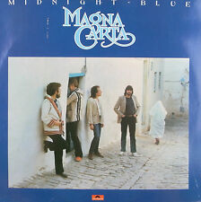 "LP 12"" 30cms: Magna Carta: midnight blue, polydor C3"