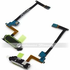 Black Home Button key Flex Cable for Samsung Galaxy Note 4 b544
