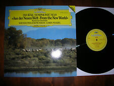 mint  DVORAK From the New World / Aus der neuen Welt  MAAZEL digital DGG LP