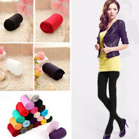 New Fashion Women's Sexy Stockings Hosiery Socks Opaque Footed Pantyhose Tights
