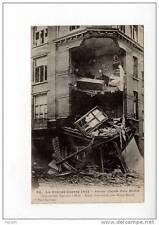 MILITARIA - LA GRANDE GUERRE 1914 1918 - Anvers - Façade d'une Maison