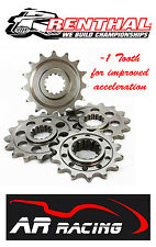 Renthal 14 T Front Sprocket to fit Yamaha XT 660 Z Tenere 08-14 (-1 tooth size)