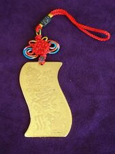 Feng Shui Chinese Horoscope Ally Amulet for Rat, Dragon and Monkey