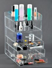 Now On Sale! Acrylic Makeup Organizer Cosmetic Storage Case 5 Drawers A5