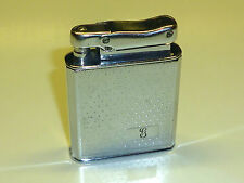 COLIBRI AUTOMATIC LIGHTER WITH ENGRAVING - 1952 - PATENTED - WEST GERMANY