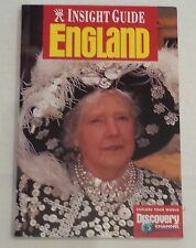 England by Pam Barrett and Insight Guides Staff (2000, Other)