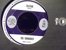 THE TORNADOS TELSTAR / JUNGLE FEVER ON LONDON RECORDSVG+ COPY