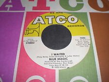 Blue Magic: I Waited / Can't Get You Off My Mind 45