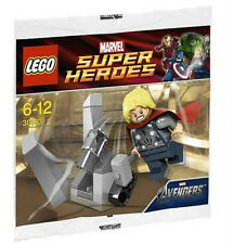 NEW LEGO THOR and the COSMIC CUBE Polybag Set 30163 sealed minifig avengers toy