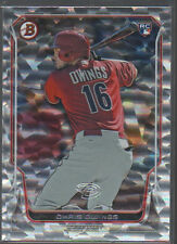 CHRIS OWINGS 2014 BOWMAN CRACKED ICE  ROOKIE CARD #219