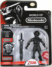 The Legend of Zelda - SHADOW LINK ACTION FIGURE ~ Jakks