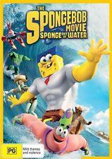 The Spongebob Movie : Sponge Out Of Water : NEW DVD