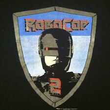 VTG 1990 Robocop 2 t-shirt, SOFT science fiction sci fi cult classic 1980's film
